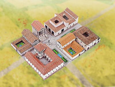 Schreiber Bogen Roman Village