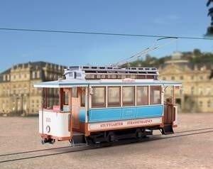 Schreiber Bogen Stuttgart Tram