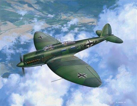 Revell Heinkel He70 F-2 1:72