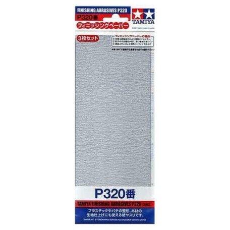 Schuurpapier P320 (Tamiya)