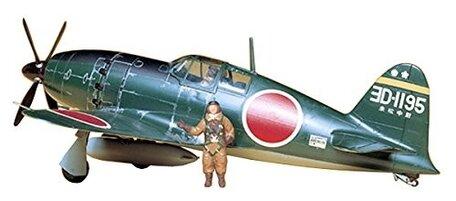 Tamiya Mitsubishi Interceptor Raiden 1:48