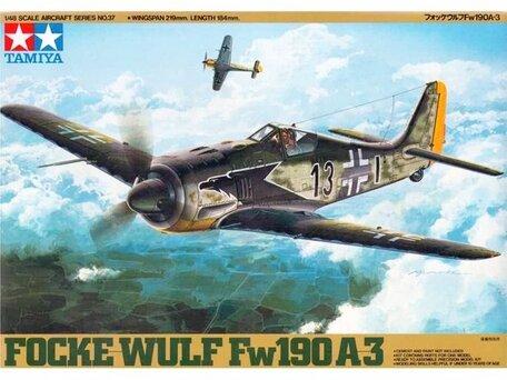 Tamiya Focke Wulf Fw190 A3 1:48