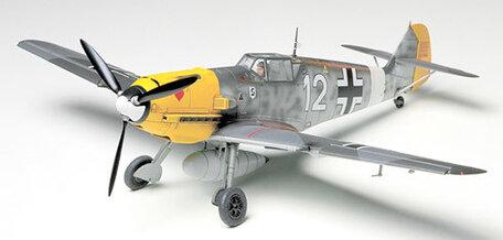 Tamiya Messerschmitt Bf109E-4/7TROP 1:48