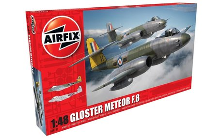 Airfix Gloster Meteor F.8 1:48