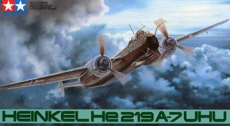 Tamiya Heinkel He 219 A-7 UHU 1:48