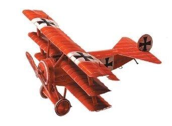 Schreiber Bogen Fokker DR I