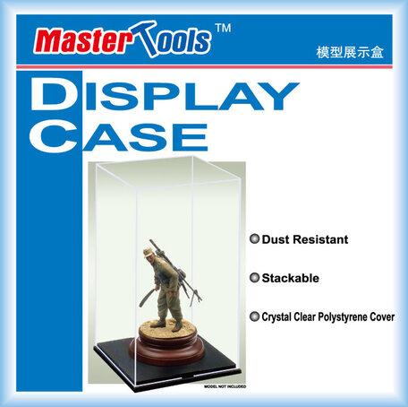 Display Case: 11,7 x 11,7 x 20,6 cm