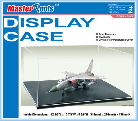 Display Case: 31,6 x 27,6 x 13,6 cm