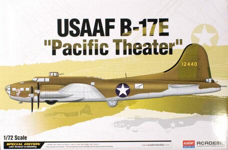 Academy USAAF B-17E Pacafic Theater 1:72