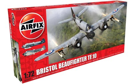 Airfix Bristol Beaufighter TF.10 1:72