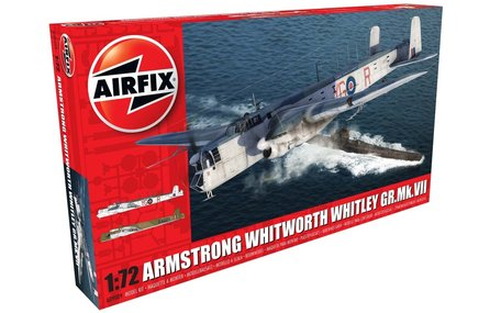 Airfix Armstrong Whitworth Whitley Gr.Mk.VII 1:72