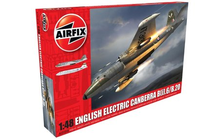 Airfix English Electric Canberra B(i).6/B.20 1:48