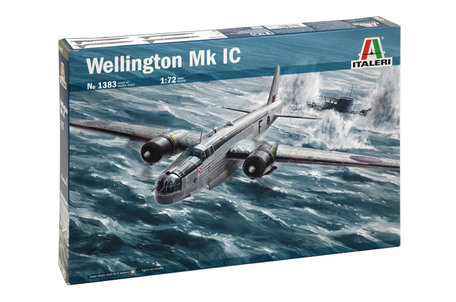 Italeri Wellington Mk IC 1:72