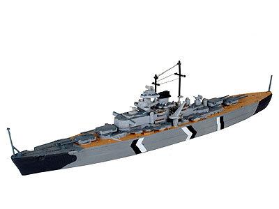 Revell Bismarck 1:1200