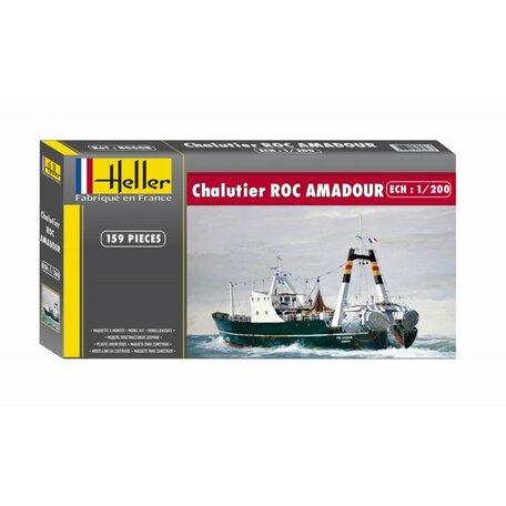 Heller Chalutier Roc Amadour 1:200