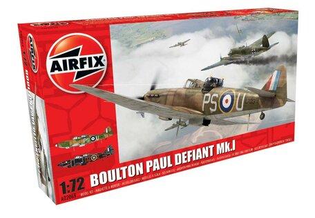 Airfix Boulton Paul Defiant Mk.I 1:72