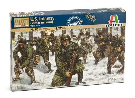 Italeri U.S. Infantry (Winter Uniform) 1:72