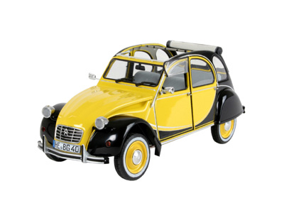 Revell Citroën 2CV Charleston 1:24
