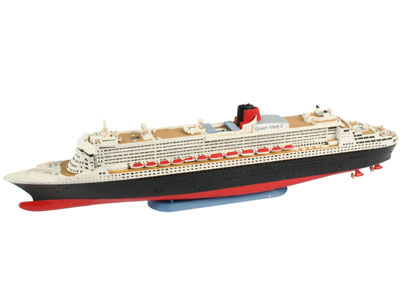 Revell Queen Mary 2 1:1200