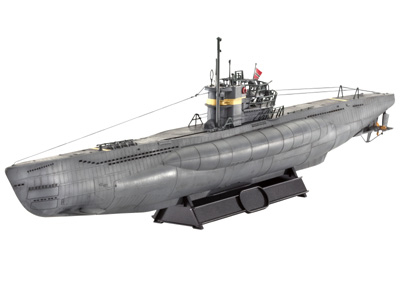 Revell German U-Boot Type VII C/41 Atlantic 1:144