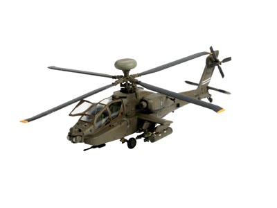 Revell Longbow Apache AH-64D 1:144
