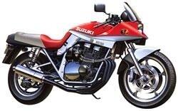 Tamiya Suzuki GSX 1100 S Katana 1:12