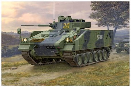 Revell Warrior MCV 1:72