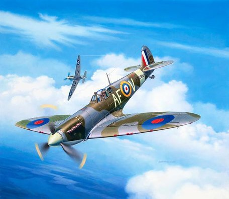 Revell Supermarine Spitfire Mk. IIa 1:72
