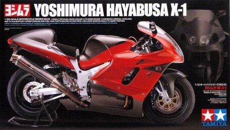 Tamiya Yoshimura Hayabusa X-1 1:12