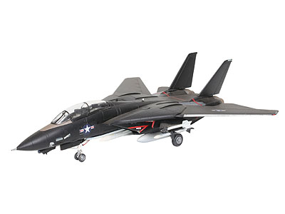 Revell F-14 A Black Tomcat 1:144