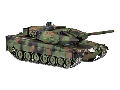 Revell Leopard 2 A6 / A6M 1:72