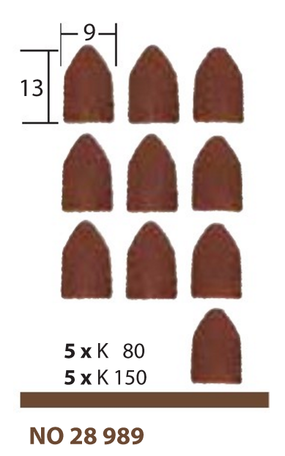 Proxxon Sanding Drums (28989)