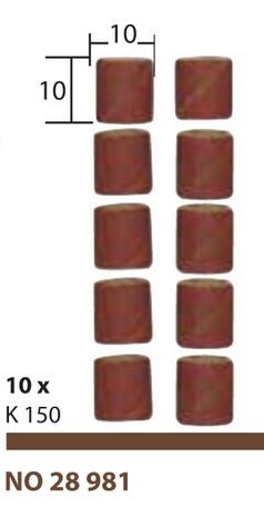 Proxxon Sanding Bands (28981)