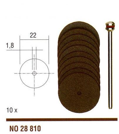 Proxxon Cutting Discs (28810)