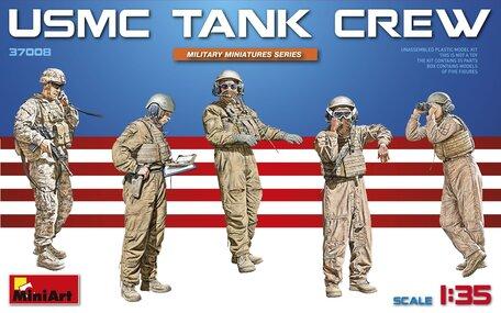 MiniArt USMC Tank Crew 1:35