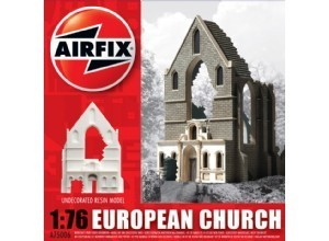 Airfix European Church 1:76