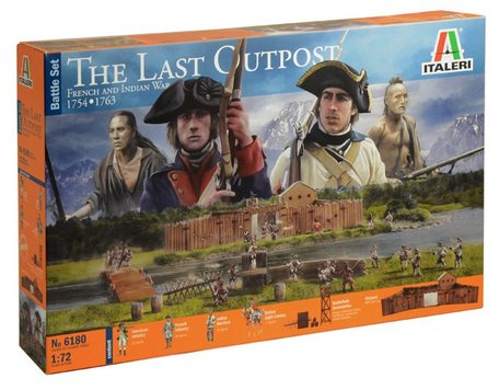 Italeri The Last Outpost 1:72