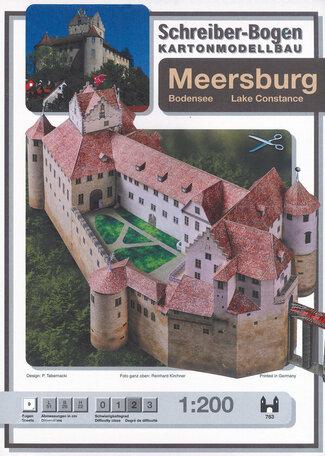 Schreiber Bogen Meersburg