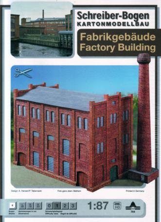 Schreiber Bogen Factory Building