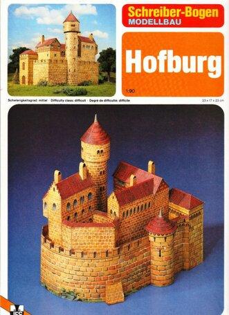 Schreiber Bogen Hofburg