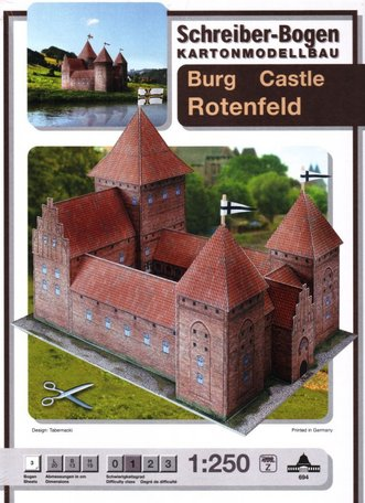 Schreiber Bogen Castle Rotenfeld