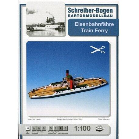 Schreiber Bogen Train Ferry