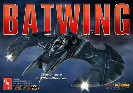 AMT Batwing 1:25