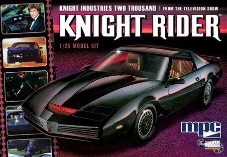 MPC Knight Rider 1:25