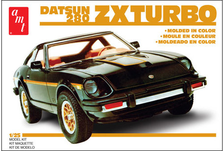 AMT 1980 Datsun 280ZX Turbo 1:25