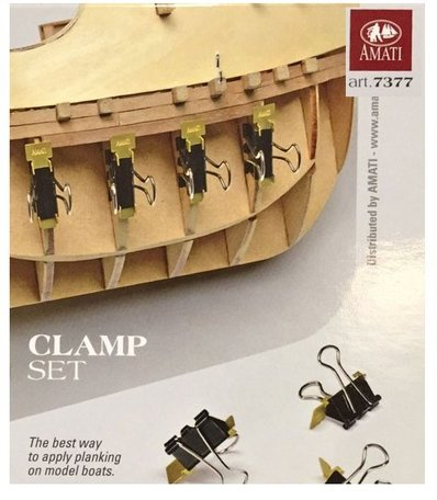 Clamp Set (Amati)