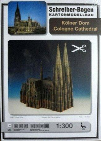 Schreiber Bogen Cologne Cathedral