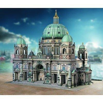 Schreiber Bogen Berlin Cathedral