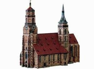 Schreiber Bogen Collegiate Church Stuttgart