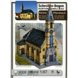 Schreiber Bogen Pfersback Church